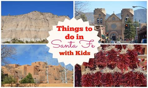 best things to do in santa fe new mexico with