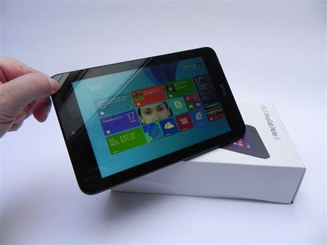 Tablet Asus Vivotab Note 8 asus vivotab note 8 unboxing our 8 inch win 8 1