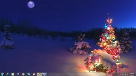christmas themes for my computer wallpapersku christmas theme packs for windows 7
