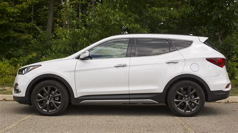 2017 Santa Fe Sport Review by 2017 Hyundai Santa Fe Sport Review Autos Post
