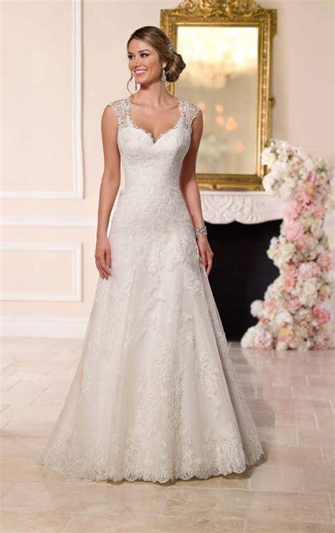 845 Line Dress a line sweetheart wedding dress i stella york wedding dresses
