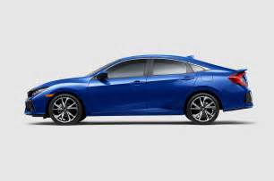 2017 honda civic si sedan side profile 1 motor trend