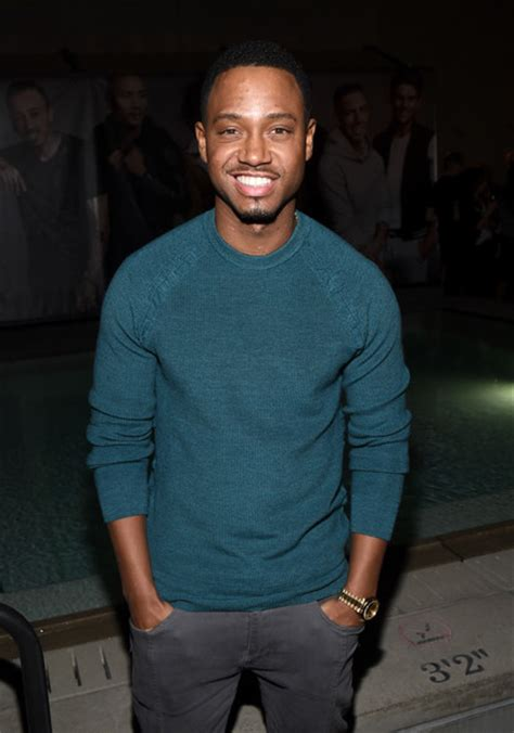 terrence j terrence j pictures gq and gap celebrate best new