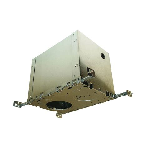 bazz insulated ceiling box for recessed kits bt1200 the