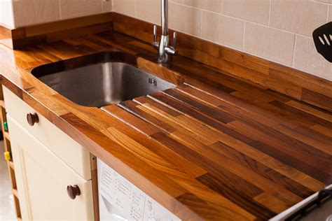 Buying Wooden Worktops for Oak Kitchens   Solid Wood