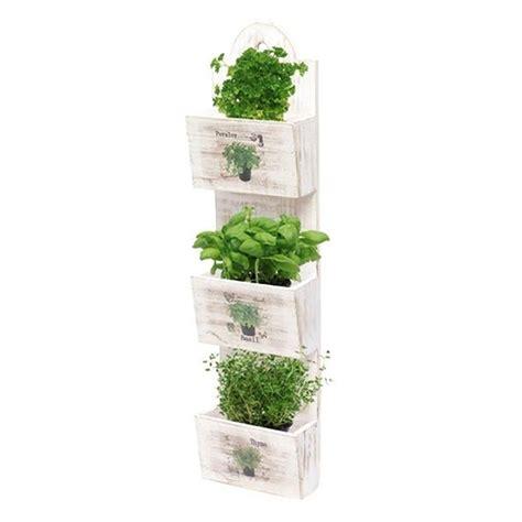 herb wooden shabby chic seeds planter window box garden
