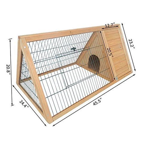 Oltre 1000 Idee Su Rabbit Hutch Plans Su Pinterest Guinea Pig House Plans