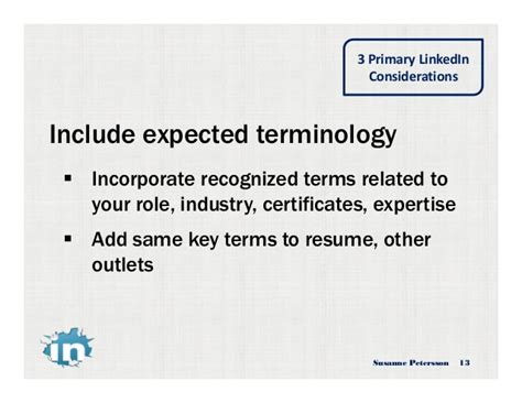 Add Mba To Linkedin by Linkedin 3 Primary Considerations Susanne Petersson