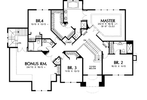house 31888 blueprint details floor plans