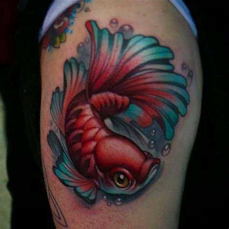 fantastic fish tattoos perfect tattoo artists