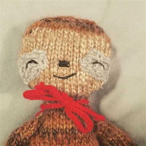 knitted sloth 133 best images about knitting obsessed on