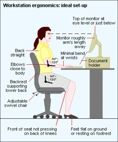 ergonomic computer desks 7 building blocks of balanced posture dennyzendennyzen