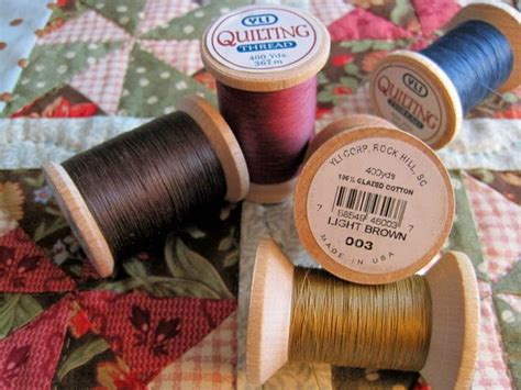Best Quilting Thread by A Sentimental Quilter Needle And Thread Etc