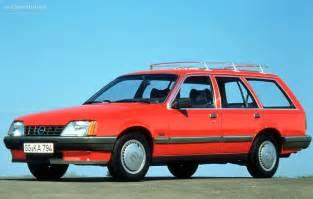 Opel Rekord Caravan Opel Rekord Caravan 1982 1983 1984 1985 1986