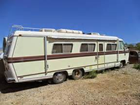 Gasser Interior Used Rvs Used 1982 Chevy Sportscoach Motorhome For Sale