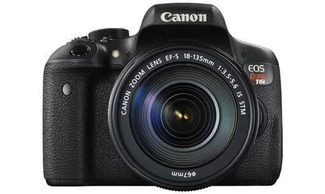 Kamera Canon T6s canon eos rebel t6i review ecoustics