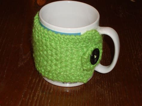 how to knit a mug cosy mug cosy cooking cakes children