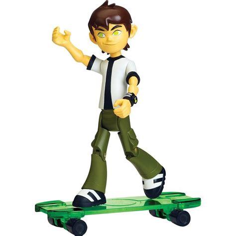 ben 10 toys bandai network ben 10 ben figure with green