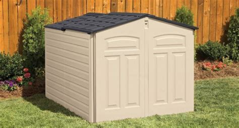 Suncast Shed Manual by 100 Suncast Horizontal Shed Assembly Resin Glidetop Storage Shed Soft Taupe