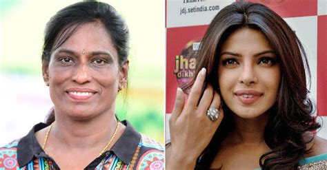 usha priyamvada biography in hindi priyanka chopra to play p t usha in her biopic desimartini