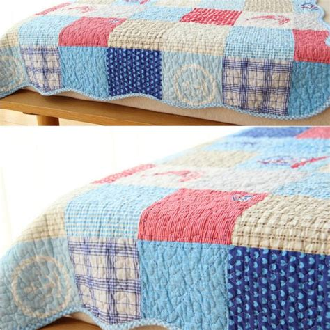 Summer Quilts Size Summer Quilt For Children 100 Cotton Sewing Fabric Quilt