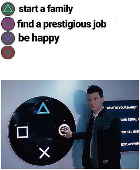 connor pushes button blank template imgflip