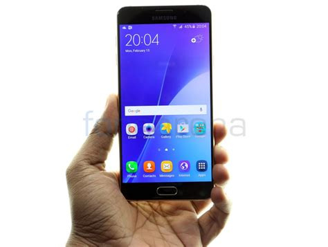 Samsung Galaxy A7 Unboxing Samsung Galaxy A7 2016 Unboxing