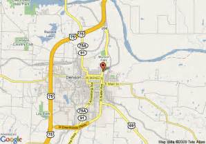 texoma map map of comfort inn suites lake texoma denison