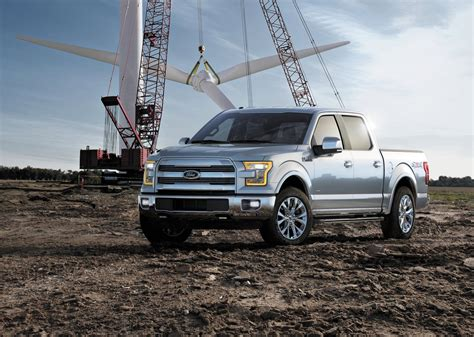 f150 aluminum bed 2015 ford f 150 aluminum bed intrigues potential buyers autoevolution