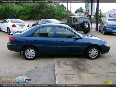 how do cars engines work 1998 mercury tracer on board diagnostic system 1998 mercury tracer ls sedan atlantic blue medium flint gray photo 6 dealerrevs com
