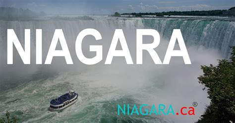 niagara falls entertainment deals niagara ca 174 niagara news events attractions niagara