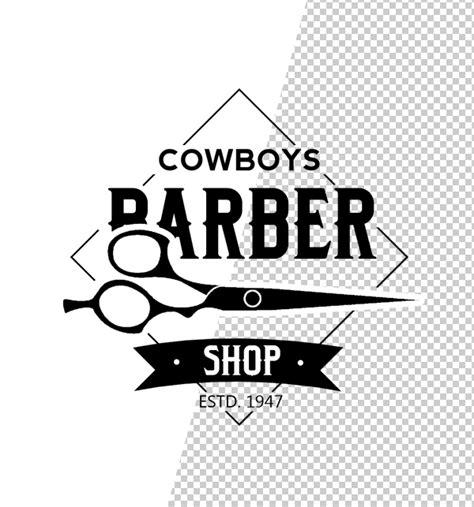 Free Vintage Barber Shop Logo Templates Psd Freebies Graphic Design Junction Free Barber Shop Website Template
