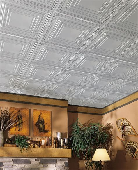 Metallaire Large Panel Metallaire Collection Tin Metal Sted Tin Ceiling Panels