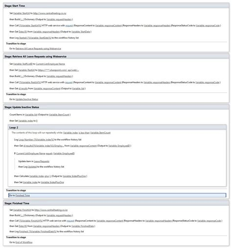 sharepoint workflow loop through list using sharepoint designer loops to update a field in a