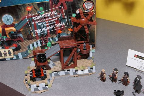 lego lord of the rings sets unveiled at ny fair the