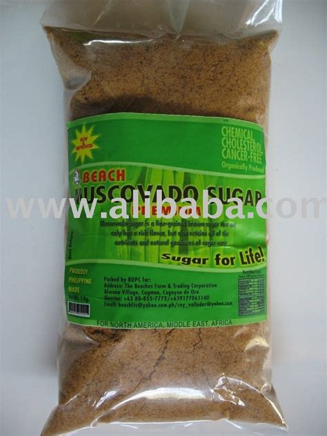 Light Brown Sugar Substitute by Muscovado Sugar Substitute
