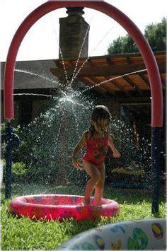 how to build a backyard water park backyard water parks on pinterest backyard playground kiddie pool and backyard