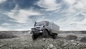 Mercedes Trucks Unimog Mercedes Unimog Photo Gallery Autoblog