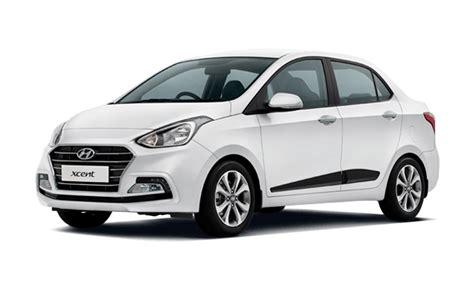 hyundai car rates in india hyundai xcent price in india gst rates images mileage
