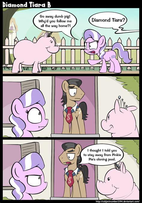Tiara Meme - diamond tiara b my little pony friendship is magic