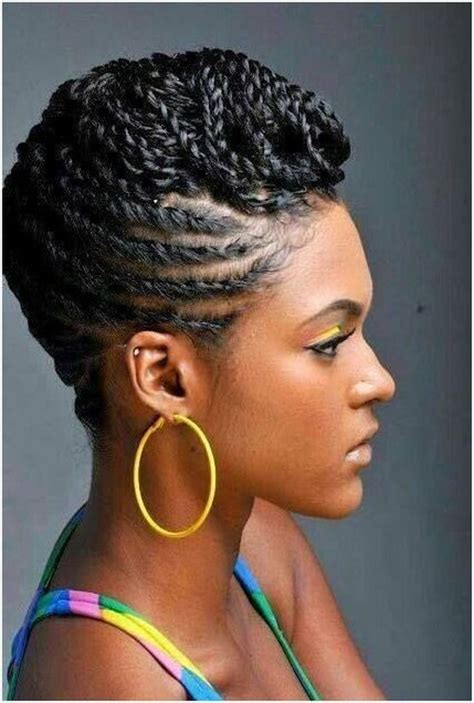 mohawk spring twist natural twists hairstyles 2015 spring hairstyles 2017