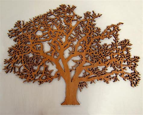 radius wooden tree 142 best laser cut home decor images on