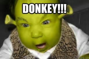 donkey shrek baby quickmeme