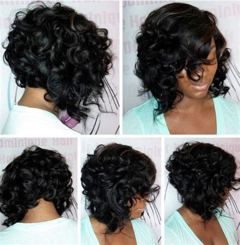 Curly Bob Hairstyles For Black Hair by Curly Bob Hairartbydominique Http Community