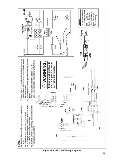 nordyne wiring diagram electric furnace suburban furnace