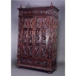 muebles renacentistas armario estilo renacentista en nogal tallado ffs s xix
