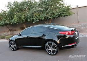 2011 kia optima with 20 quot giovanna dalar 5v in chrome