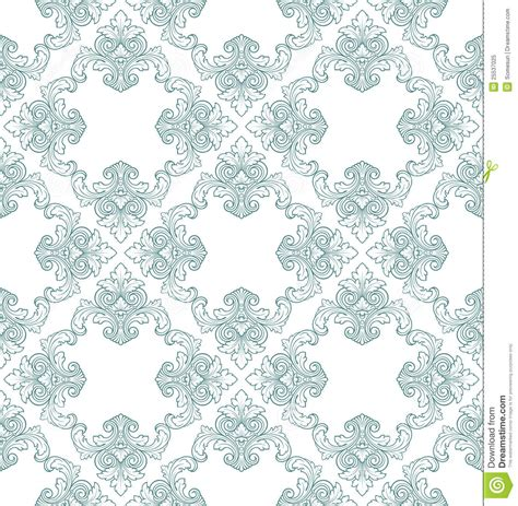 pattern stock photo free vector seamless vintage damask pattern royalty free stock