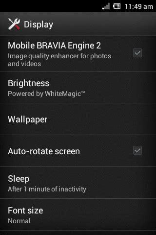 mobile bravia engine 3 mobile bravia engine 2 สำหร บสาวก xperia se update