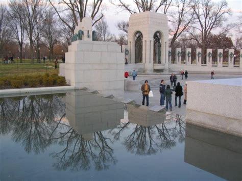 mondiale washington reflexion sur le memorial de la second guerre mondiale